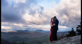 Kori and Albert – Grandfather Mountain