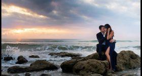 Laura + Romey Engagement – Washington Oaks State Park