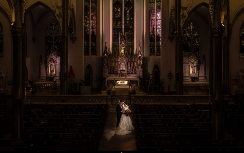Cristina + Matt – TPC SAWGRASS – BASILICA OF IMMACULATE CONCEPTION