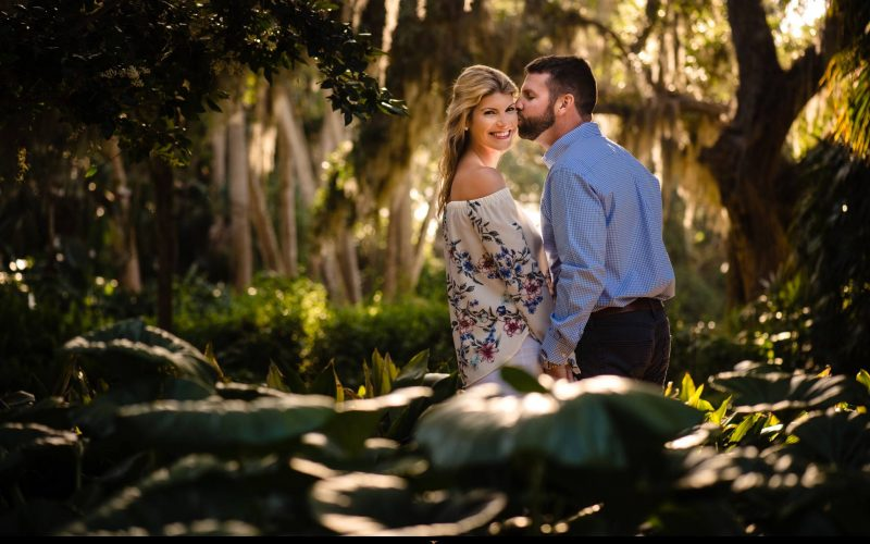 Beth + Gary – Washington Oaks State Park – Florida
